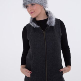 Beatrice Tweed Gilet