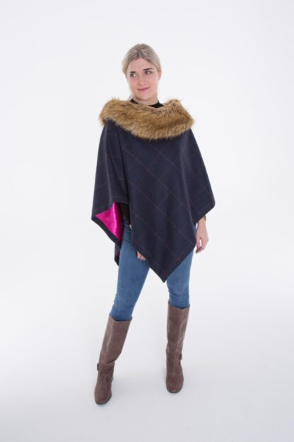 Eleanor Regular Cape