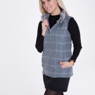Holly Tweed Gilet
