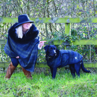 Tweed Dog Covers