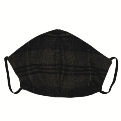 Anya Tweed and Cotton Facemask