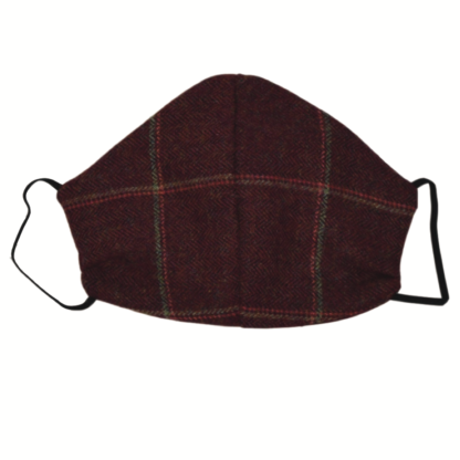 Henrietta Tweed Facemask